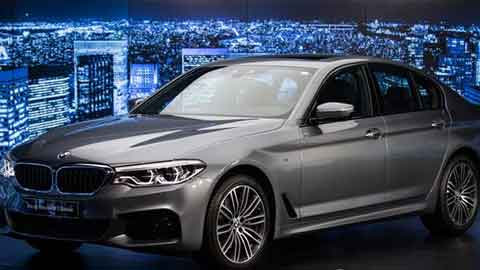 BMW, 비즈니스 세단의 기준 '뉴 5시리즈'  출시