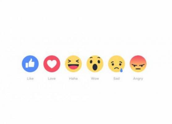 페이스북, 1년 동안 총 3천억 건 감정 표현…