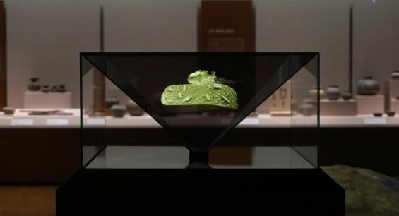 빛 바랜 고대 유물, 3D 홀로그램 영상으로 살아났다