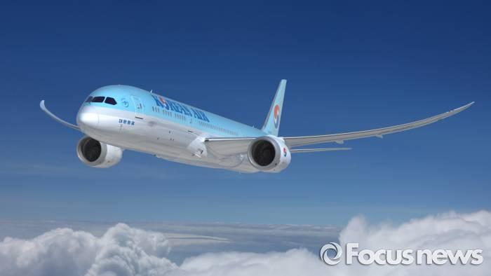 대한항공 보잉787-9 - 대한항공 제공