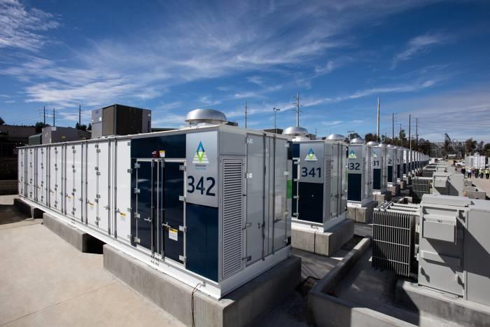 삼성SDI가 배터리 공급을 완료한 세계 최대 규모의 美 캘리포니아 ESS 시설 - AES 제공