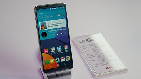 LG전자 G6발표, '파격보다 대세'