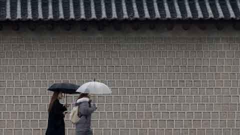 [1일 날씨] 삼일절 오후 서울·경기부터 비, 전국 확대