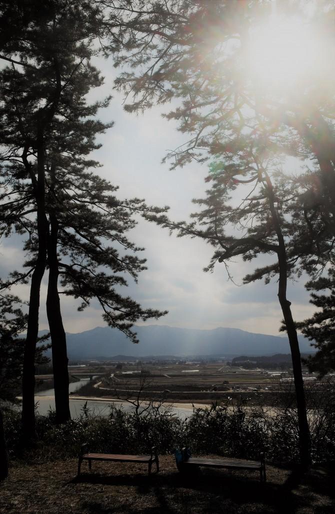 마음이 느긋해지는 강릉의 오후 풍경. - 고기은 제공
