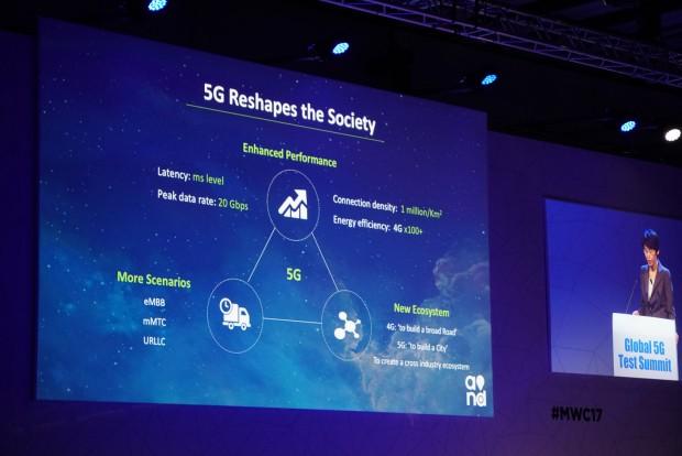 5G 기술은 이제 어느 정도 궤도에 올라 있습니다. - 최호섭 제공