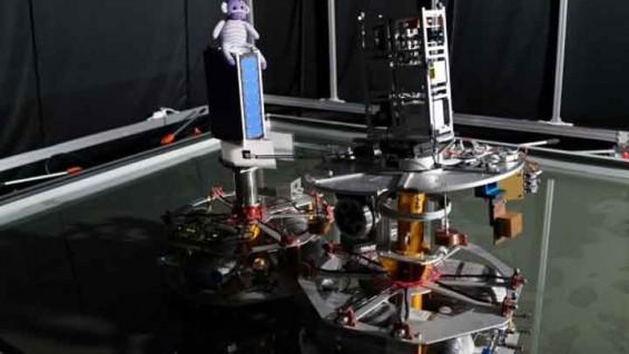 우주 쓰레기 집어오는 청소위성, 지상시험장치 개발