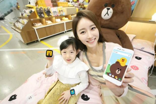 이통사들이 어린이용 스마트폰과 웨어러블을 출시하고, 다양한 마케팅을 펼치는 등 청소년 고객잡기에 나섰다. - KT 제공