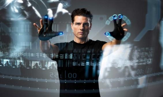 [카드뉴스] 인간과 기계 연결하는 미래 기술의 향연 - 마이너리티 리포트