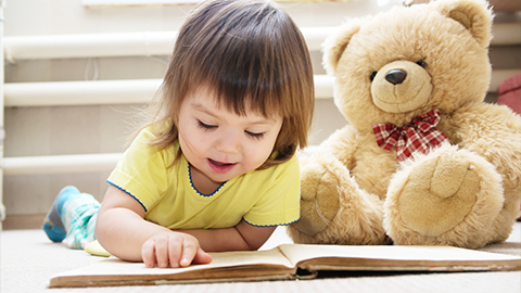 아이가 스스로 책을 읽게 하려면?