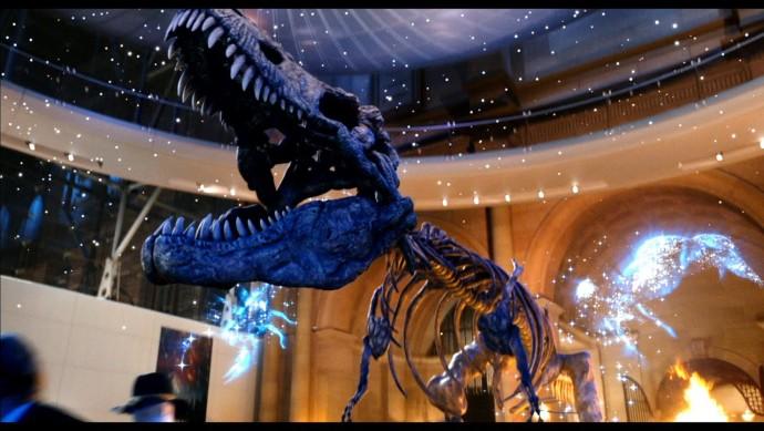 박물관에 전시 중인 공룡이 실제로 살아 움직인다면 어떨까? - 20세기폭스 제공