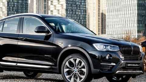 BMW, 450대 한정 X4·X6 SAC 에디션 출시