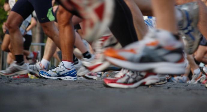 봄이 오고 달리기를 즐기려는 러너(runner)들은 준비태세를 마쳤다. 본보가 러너들에게 잘 달릴 수 있는 '꿀팁'을 제공한다. - Flickr 제공