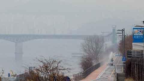 [18일 날씨] 포근한 봄…내륙 안개·미세먼지 '한때 나쁨'