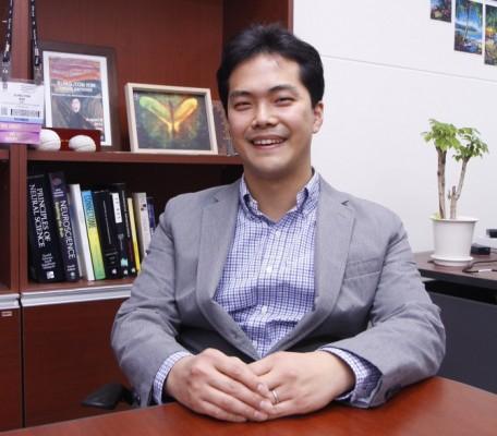 국내 최연소로 '노벨상 펀드' 받는 김성연 교수