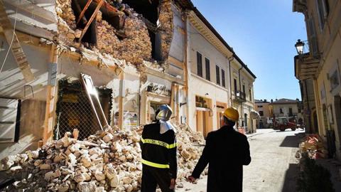 """""""규모3.3 지진발생/여진 등 안전에 주의바랍니다…?"""""""