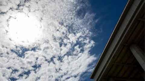 [24일 날씨] 구름 많은 하늘…제주도는 밤에 '비'