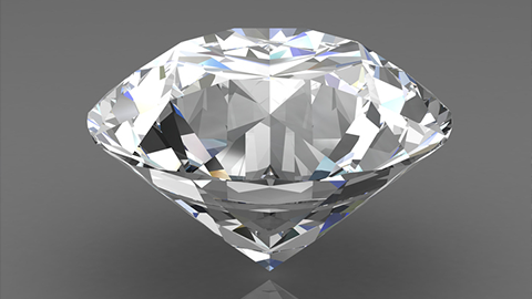DNA로 만든 다이아몬드 구조 광결정