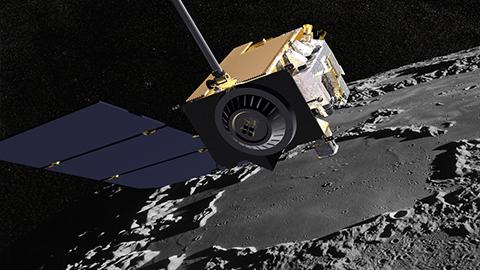 잃어버린 달탐사 위성 찾은 '매의 눈'