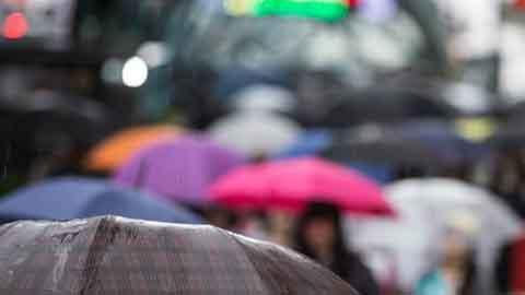 [28일 날씨] 비가 오려나, 찌뿌둥한 봄…미세먼지 '나쁨'