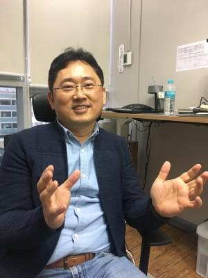 박현섭 KAIST 기계공학과 교수 - 전승민 기자 제공