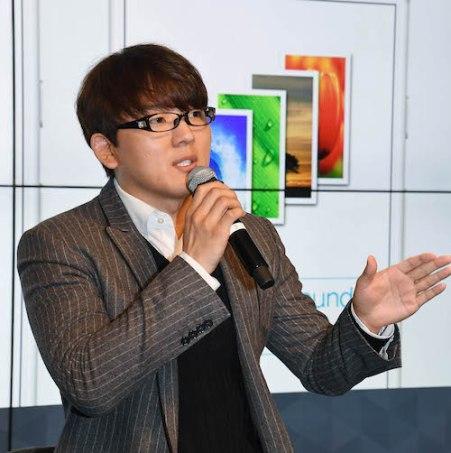 '배경화면 HD' 개발사인 OGQ 신철호 대표