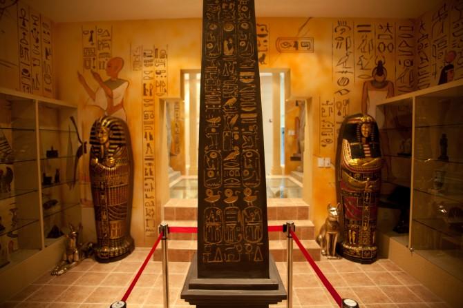 이집트관 - 세계다문화박물관 제공