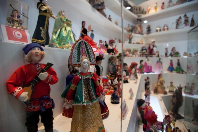 세계의 인형 - 세계다문화박물관 제공