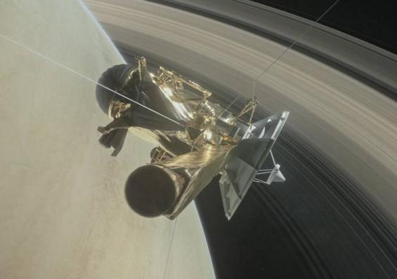 20년 여정 마무리 앞둔 토성 관측위성 '카시니', 최후 임무는?