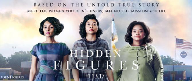 NASA에서 각종 차별을 겪으며 일했던 흑인 여성들의 이야기를 다룬 영화 히든 피겨스 - 20세기 폭스 제공