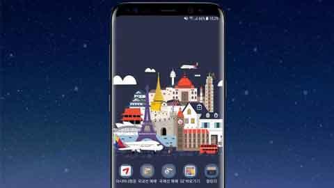 삼성전자, '갤럭시S8 아시아나폰' 출시