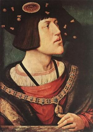근친혼 역사의 대명사로 꼽히는 오스트리아 합스부르크 왕가 자손들은 대대손손 '주걱턱'을 물려받았다. - 위키미디어 제공