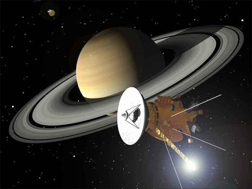 미국항공우주국(NASA)의 토성 탐사선 '카시니(Cassini)' - NASA 제공