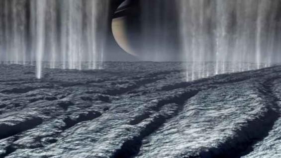 """""""토성의 달 '엔켈라두스'에 심해 생명체 존재 가능성"""""""