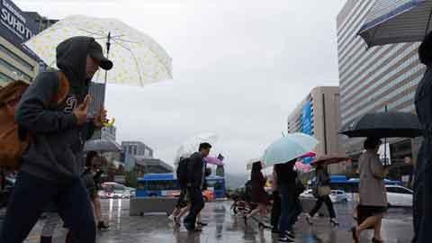 [18일 날씨] 전국 흐리고 가끔 비…미세먼지 '한때 나쁨'