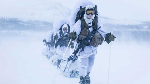 노르웨이의 여성 특수 부대