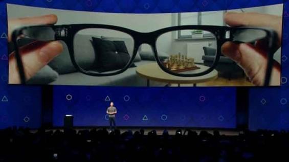 페이스북이 제시한 AR의 비전...실제와 가상 세계 연결한 모두의 커뮤니티