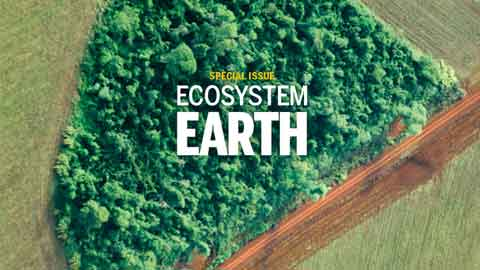 [표지로 읽는 과학] 지구 생태계 위협을 극복하려면