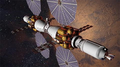 美 최대 방위사업체 록히드마틴, 화성 베이스캠프 제안
