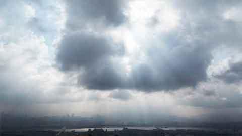 [26일 날씨] 전국 흐리다 차차 맑음…일부 지역 한때 비