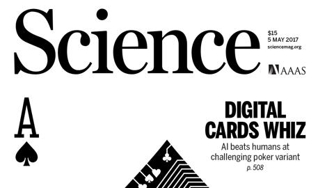 인공지능(AI), 바둑에 이어 포커도 제패하다