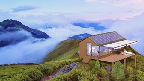 지진에도 끄떡없는 3D 프린팅 집