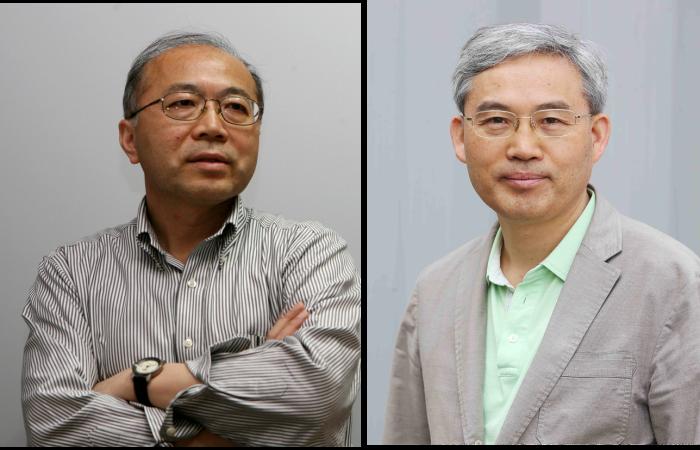 '정책공간 국민성장'의 원광연 KAIST 교수(왼쪽)과 임춘택 GIST 교수. - 동아일보DB 제공