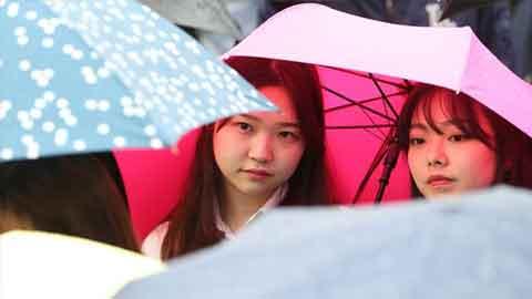 [12일 날씨] 전국 흐리고 곳곳 비…일부 지역 미세먼지 '나쁨'