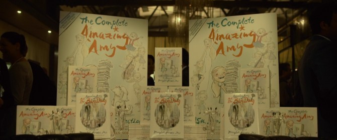 주인공 에이미를 모델로 한 동화책 시리즈 '어메이징 에이미' - 이십세기폭스코리아(주) 제공