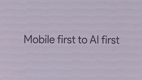 [구글 I/O] 머신러닝의 시대, 구글은 무엇을 노리나