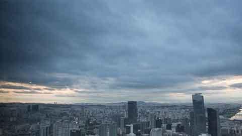 [24일 날씨] 아침부터 차차 '갬'…대기는 청정