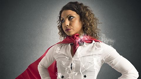영웅적인 행동도 여성이 하면 과소평가 된다?