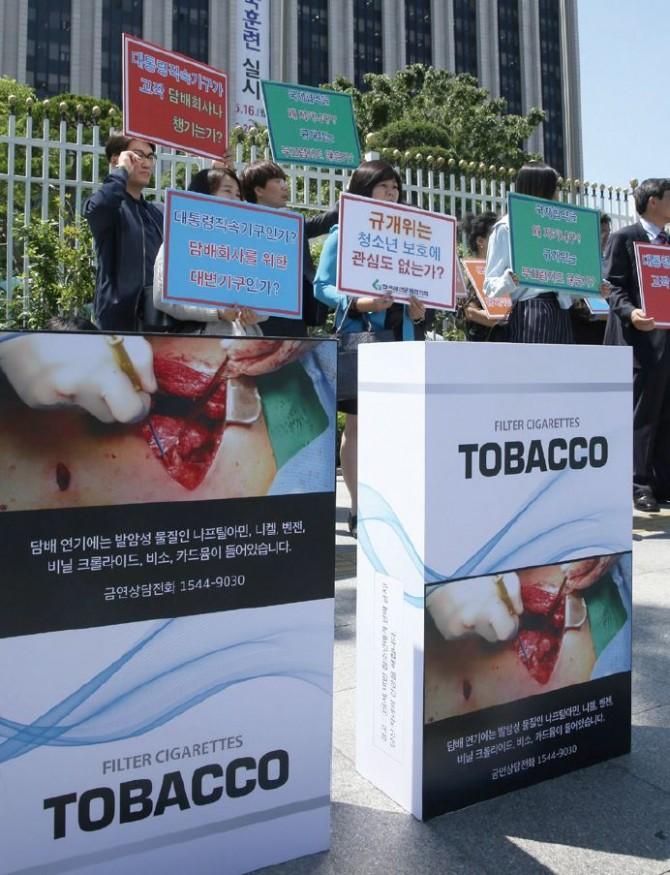 담배를 끊는 등 환경적인 노력이 절대로 무의미한 것은 아니다. 미래를 노력으로 바꿀 수 있는 유일한 길이기 때문이다. - 동아일보DB 제공