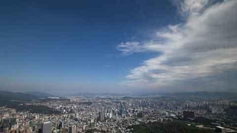 [27일 날씨] 맑고 아침 선선…낮부터 평년 기온 회복