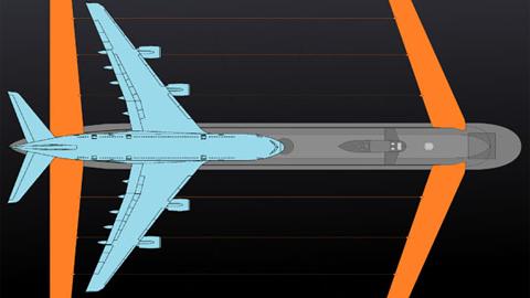 [디자인] 날개달린 러시아의 새로운 잠수함